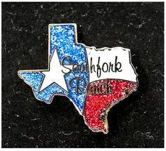 Online Gift Store, Online Gifts, Dallas Diamonds, Texas Flags, Enamel, Glitter, Collection, Vitreous Enamel, Enamels