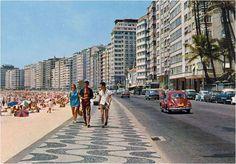 Copacabana anos 60