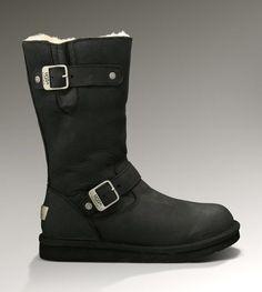 #Cheap #Sheepskin #UGG #Boots, UGG Boots Kensington 5678-Black [UGG Boots Kensington 5678-Black] - $223.00 :