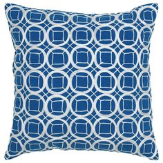 I pinned this Cirque Pillow from the Brights on Black event at Joss and Main!