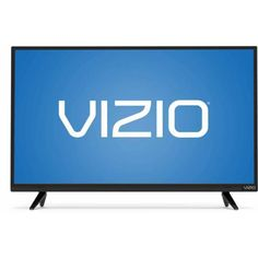 "Refurbished VIZIO E32h-C1 32"" 720p 60Hz Full-Array Class LED Smart HDTV - Walmart.com"