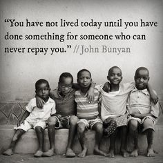 You have not lived until...