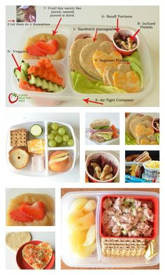 Sending Healthy Food To School {Hummus Veggie Sandwich Recipe} - Cuteness aside, there are some solid packing tips here for you! No Heart cutters necessary! http://www.superhealthykids.com/sending-healthy-food-to-school-hummus-veggie-sandwich/