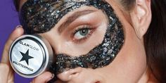 You will be surprised to know about Glitter Face Mask. Skincare Glamglow made the announcement about there launch. Soon going to be added in vanity boxes. Facial, Best Peel Off Mask, Chocolate Face Mask, Glitter Face, Glitter Gif, Glitter Paint, Glitter Vinyl, Diy Face Scrub, Face Mask For Blackheads