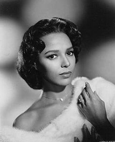 Halle Berry portrayed Dorothy in an HBO movie, but as beautiful as Halle is, Dorothy's beauty is not easily emulated nor can anyone duplicate her grace and poise!