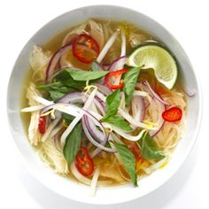 A Shortcut to Making Pho with Chicken: BA Daily