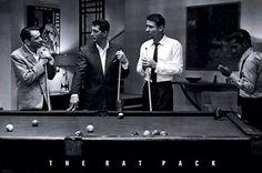 """The Rat Pack - Pool"""