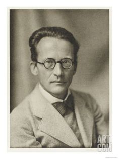 Erwin Schrodinger, Austrian Physicist.