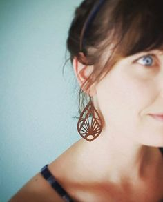 Hey, I found this really awesome Etsy listing at https://www.etsy.com/listing/239304616/wooden-symmetrical-earrings-laser-cut