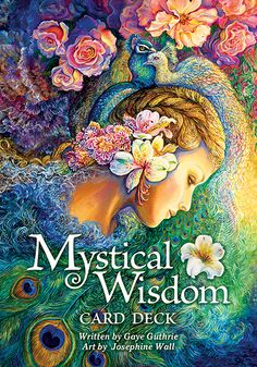Mystical Wisdom Deck  from U.S. Games ... Artwork by #JosephineWall