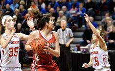 Recruiting Report: Mt. Pleasant Sacred Heart's Sophie Ruggles