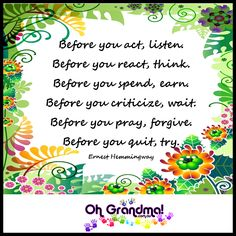 If you like this pic, you'll love our products... check us out at www.ohgrandma.com.au