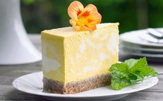 Raw Mango and Turmeric Cheesecake [Vegan, Gluten-Free] | One Green Planet | Bloglovin'