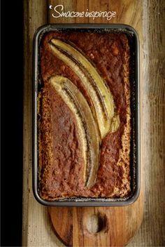 Ciasto bananowo – orzechowe (bez glutenu, gluten free) Healthy Cake, Healthy Sweets, Healthy Eating, Gluten Free Recipes, Healthy Recipes, Wonderful Recipe, No Bake Desserts, Food And Drink, Vegetarian