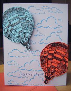 Hot Air Balloons - Scrapbook.com