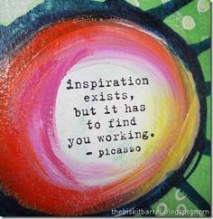 hello hello, I'm on a roll with another printable for my Today it's about one of my favourite quotes about colour and artist expression. I hope you like it :) To downlo… Words Quotes, Me Quotes, Motivational Quotes, Inspirational Quotes, Art Sayings, Pablo Picasso, Great Quotes, Quotes To Live By, Artist Quotes
