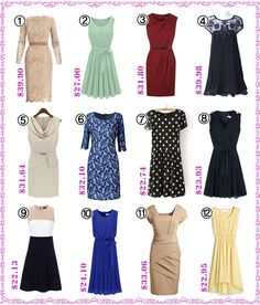Kate Middleton inspired dresses #katemiddleton