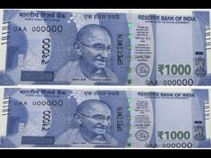 1000 Rupees new notes Viral India News,Whatsapp, Facebook,tutors