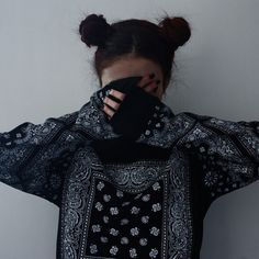 I wear my hair like this and people make fun of it, but hey its grunge as fuck and cute on me they are all just jealous haters <3