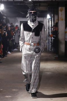 Palm Angels | Menswear - Autumn 2018 | Look 32