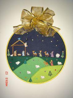 Christmas Frames, Christmas Nativity, Christmas Wood, Christmas Crafts For Kids, Xmas Crafts, Christmas Tree Ornaments, Christmas Decorations, Advent, Christmas Patchwork