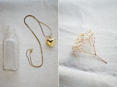 Simple Wood Heart Packaging DIY // Lauren Elise Crafted