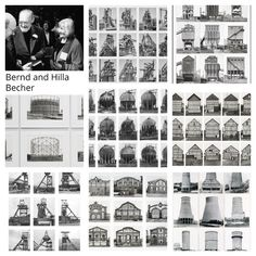 Bernd and Hilla Becher, Langford Basic Photography