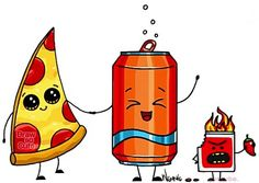 Pizza & Soda