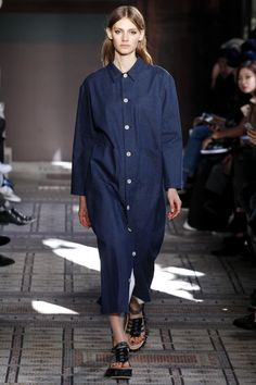 Julien David, Look #1