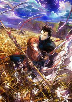 Grainne,Lancer,Diarmuid Ua Duibhne - Fate/Zero