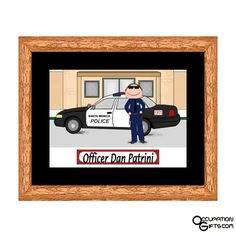 Find awesome policeman gifts for any upcoming occasion. From Christmas to birthdays and more, we've got unique gifts for you to choose from. Gifts For Cops, Police Gifts, Police Cars, Police Officer, Cheater, Music Gifts, Thin Blue Lines, Unique Gifts, Cartoon