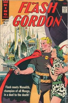 'Flash Gordon' Movie in the Works at Fox (Exclusive)