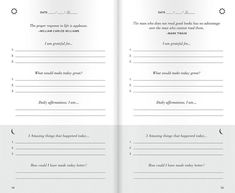 Five minute journal is the favorite morning practice of Tim Ferriss. See how using it can improve productivity and wellbeing, including a journal template. Daily Journal, Fitness Journal, Journal Prompts, Journal Ideas, Workout Journal, Journal Inspiration, Journal Design, Journal Entries, Journal Notebook