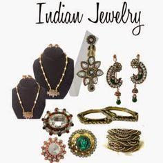 Indian Jewellery: Bohemian Style Indian Jewelry
