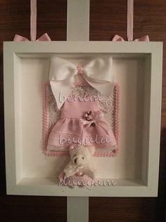 платье с фигурой-лес-рамке плюшевых медведей-девушка-ребенок-Gate-деформированного