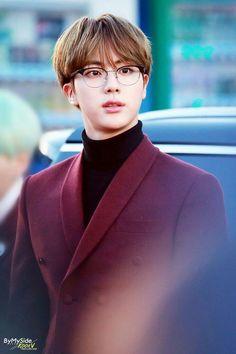 Hot and smart Seokjin