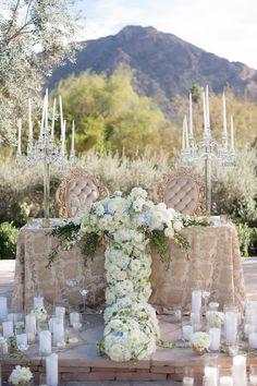 Cinderella Themed Engagement: Stunning Floral Cascade  Planner -  @slicpins  - Wedding Photographer - @ryananddenise2 #youreventflorist  #engagement