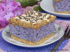 Tradycyjna kuchnia Kasi: Miodownik z pianką jagodową