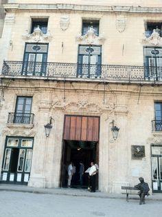 Old Havana palace