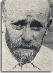 """Janusz Korczak [1878-1942]. He is PRETTY MUCH MY HERO. Living in Warsaw during the Holocaut, Korczak was a pediatritian, an educator, an orphanage director and an author of works for children and pedagogical books adults. In 1942, after refusing many offers of escape, he led the 5 mile trek alongside the 192 children from the ophanage to the trains that would ultimately lead them to thir death at Treblinka. He stated """"When I approach a child, I have two feelings: affection for what he is…"""