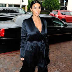 "Kim Kardashian feels ""genuinely blessed"" by the fact that she loves having her hair and makeup done. Facial Scars, Acid Peel, Scar Treatment, Her Hair, Kim Kardashian, Wrap Dress, Hair Makeup, People, Beauty"