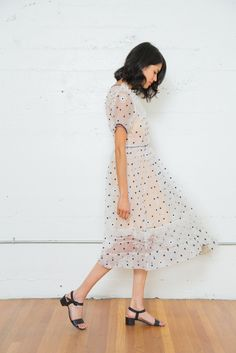 Daisy dress by To Be Adored #sheer #summerdress #nattygal