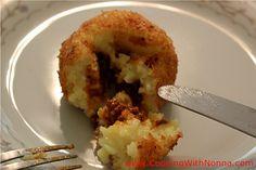 recipe image Italian rice balls
