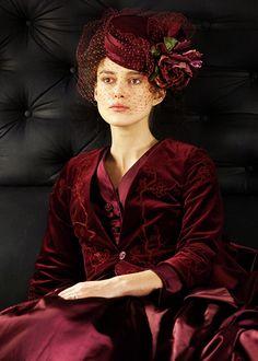Keira Knightley in 'Anna Karenina' (2012).