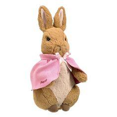 Peluche Flopsy Bunny  www.roseandmilk.com