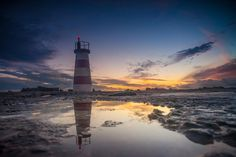 The Lighthouse by Marco Nuno Faria on 500px