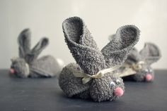 Easter Bunny :) http://homelove.hu/2013/03/23/365258-otlet-torulkozo-nyuszi/