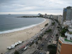 Copacabana Beach, Rio Guide