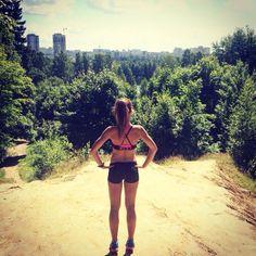 #running #tribesports #ownyourmarks #fitness #runners  Лето давай помедленней)) Ведь так не хочется снова тренироваться в дождь #nike #nikeplus #runners #running #run #instarunners #training #awesomeview #nature #trail #summer #werunsummer #fun by yslgirl http://ift.tt/1Kd15ci