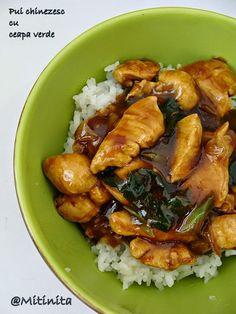 Aceste feluri de mancare gatite cu piept de pui si sos,se numara printre favoritele … Chicken Wings, Carne, Food And Drink, Health, Asia, Life, Food, Health Care, Salud